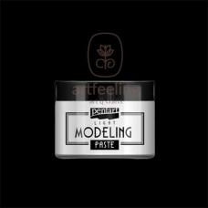 MODELING PASTE LIGHT 150 ML- PASTA MODELATOARE- PENTART