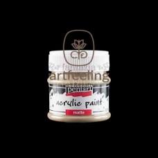 CULOARE ACRILICA MATA -50 ML-ARAHIDA -PENTART