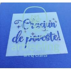 SABLON CRACIUN DE POVESTE
